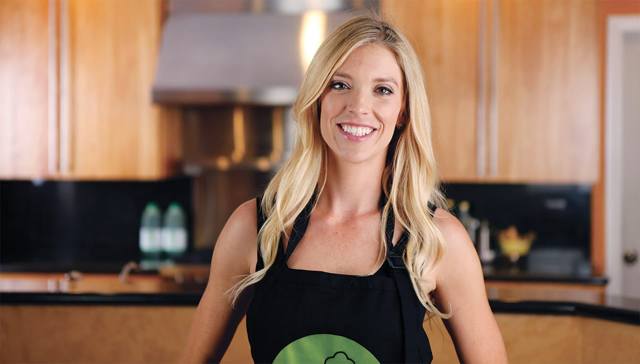 Chef V, Veronica Wheat, organic products, cleanses and Green Drink