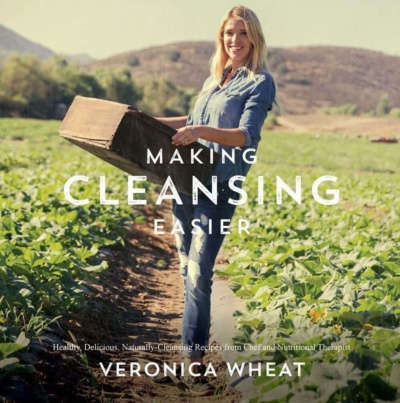 Chef V's Making Cleansing Easier book