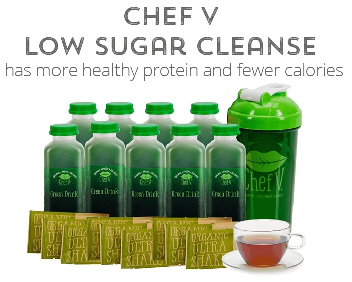 Low sugar cleanse