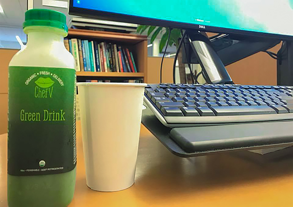 Green Drink Success Story: Marc Lowenthal