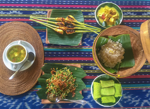 Balinese curry paste