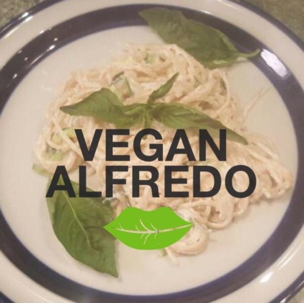 Vegan Alfredo