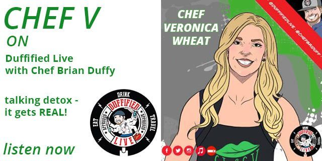 Chef V interviewed by Chef Duffy