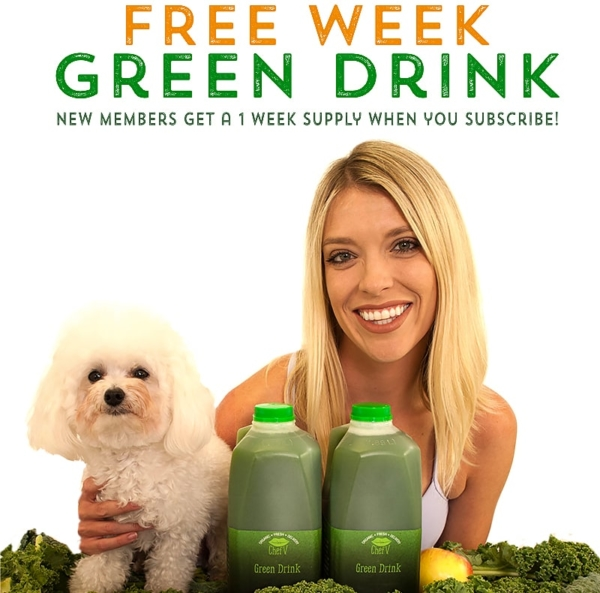 green drink subscription