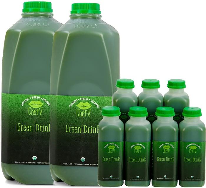 Chef V Green Drink