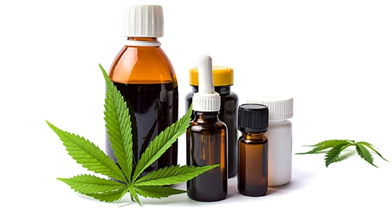 CBD oil and cannabis