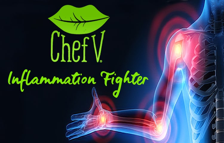 Inflammation fighter- Chef V
