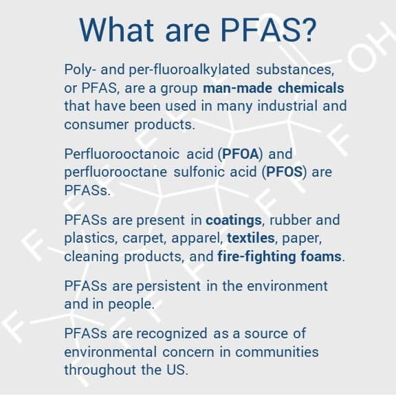 what are PFAS